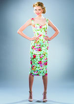 Stop Staring! Watercolour Pencil Dress
