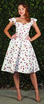 Cherry Swing Dress gr. 18 (44)