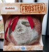 KERST - Kerstbal konijn