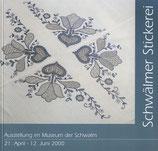Weissstickerei - Ausstellungskatalog 2000