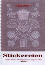 Stickereien - english edition / Luzine Happel