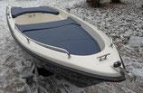 Polsterauflagen für Ruderboote