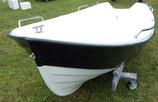 Ruder- und Motorboot Aisor 420