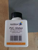 PVC-Kleber (Grundpreis 148,75 €/kg) und Flicken Reparaturset für PVC Unterschiffe