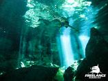 Snorkeling Cenote