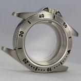 38mm Uhrengehäuse für ETA 2824-2 / 38mm watch case for ETA 2824-2