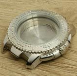 XL WATCH CASE for ETA 2824-2, 10 ATM 43,3mm Uhrengehäuse unbranded NOS
