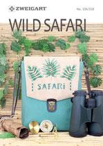 ZWEIGART Wild Safari 104/318