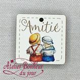Knopf Amitie