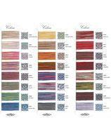 DMC Spaltgarn Coloris Farbe 4500 - 4523