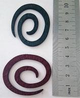 Knopf div. Hersteller Schneckenverschluß