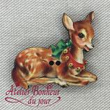 Knopf Bambi