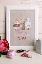 Madame Chantilly Spring Jasmin Tea