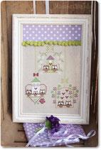 Madame Chantilly Spring Owls