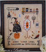Cuore e Batticuore Halloween and Cross Stitch