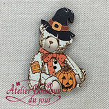 Knopf Teddy Halloween 14