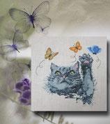 Rigeade - La chasse aux papillons