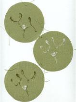 MTSA Cinq petits rameaux de gui