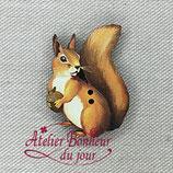 Knopf Eichhörnchen