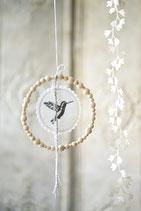 FINGERHUT Holzkugelring -Kolibri-