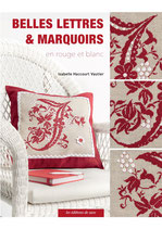 FBK Belles Lettres & Marquoirs en rouge et blanc