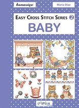 FBK Easy Cross Stitch Series 2: Baby