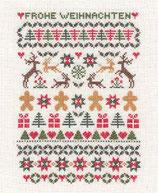 GSK Weihnachtsmustertuch 2012