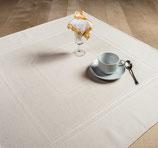 Tischdecke Leinenoptik