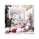 les Brodeuses Parisiennes Un jour à Paris à Noel