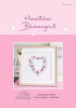 Kreuz & Quer Herzlicher Blumengruß
