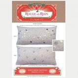 Rouge du Rhin - Palestina Cushion grau
