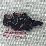 Knopf Schuh Herren