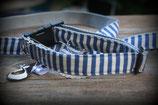 Set Halsband von35-44cm verstellbar und Leine 1m