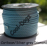 Caribian/Silver Grey Diamond