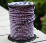Acid Purple/Silver Grey Waves