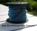 BabyBlue/Midnight Blue Diamond