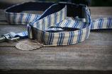 Set Halsband von33-44cm verstellbar + Leine 1m