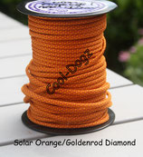 Solar Orange/Goldenrod Diamond