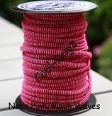 Neon Pink/Black Waves