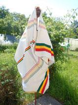 Echarpe Netela Ethiopienne tissée à la main, modèle 3