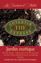 JARDIN EXOTIQUE - 100g