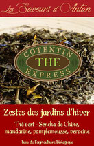 ZESTES DES JARDINS D'HIVER - 100g