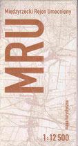 MRU - mapa turystyczna