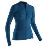 NRSWomens  HydroSkin 0.5 Jacket  Moroccan Blue