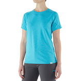 NRS Women's H2Core ™ Silkweight Short-Sleeve Shirt Einzelstück in Frauengröße L