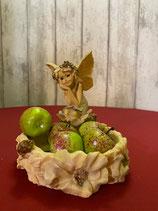 elf met appeltjes