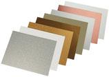Alu-Platte 150 x 200 mm, 0,5 mm stark