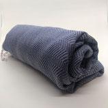 Hammam Handtuch Blau