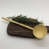 Suppenlöffel aus Zitronenholz
