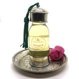 Massage Argan Öl grüner Tee